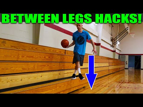 This Fixes A Major Problem With 90% Of Players Between The Legs Dribbles!