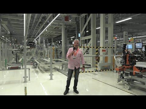 In Den Geschichtsträchtigen Produktionshallen Von Volkswagen: Die Produktion Des VW ID.3