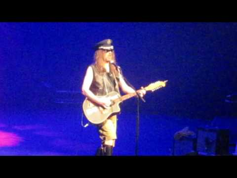 Julian Cope - Autogeddon Blues at the Roundhouse 4th February 2017
