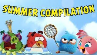Angry Birds | Summer Mashup Compilation