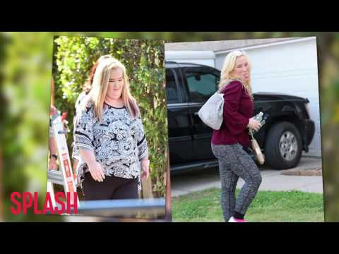 Newly Thin Mama June Shannon Will 'Never Go Back' to Her Former Size  Splash  TV