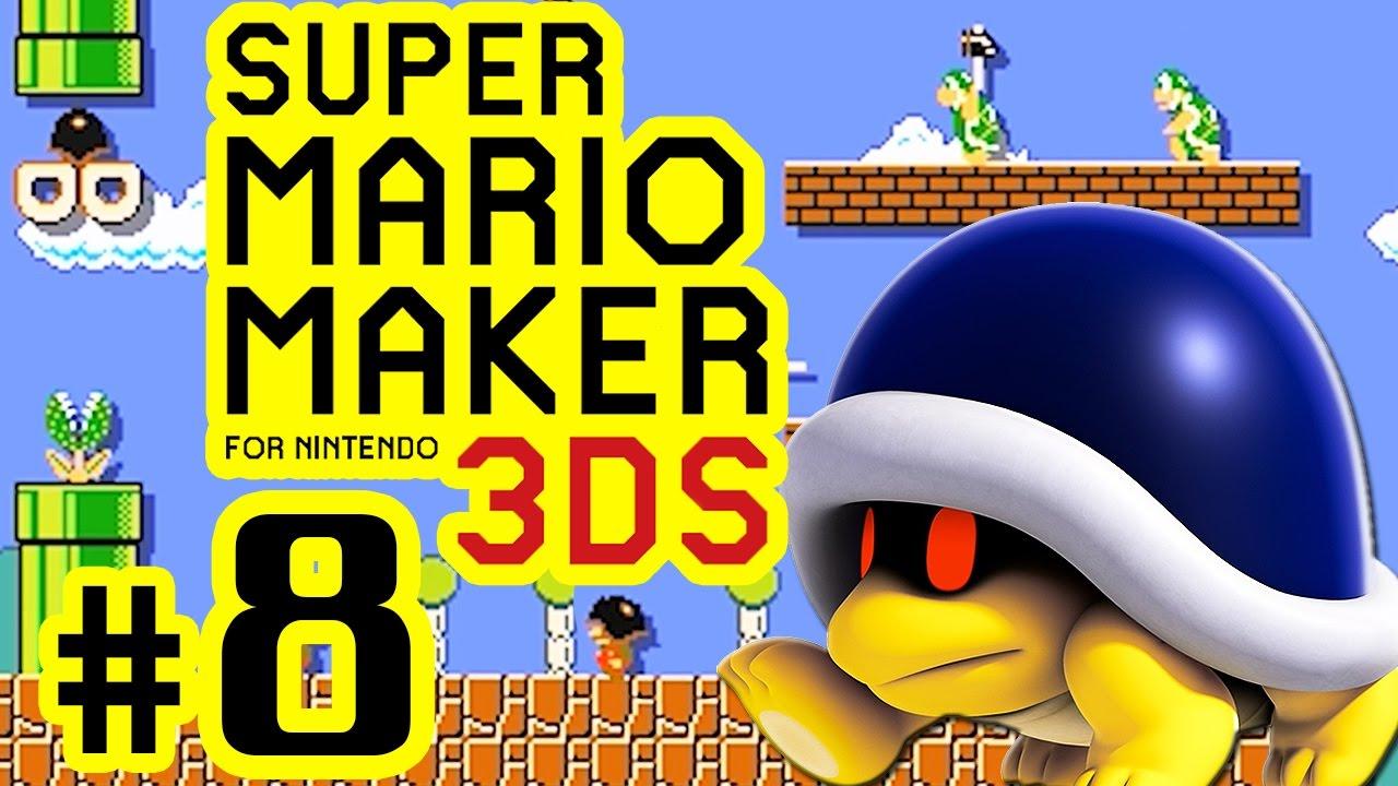 Super Mario Maker For 3ds 08 Sammle Münzen Mehr Münzen Alle