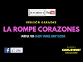 Download La Rompe Corazones - Daddy Yankee ft Ozuna (Karaoke) MP3 song and Music Video