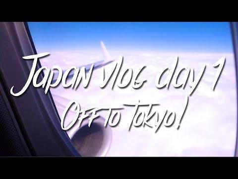 Off to Tokyo!   Japan Day 1   Esmé Naomi