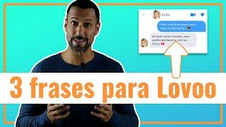 3 Mensajes de Lovoo para ligar - Cómo ligar en Lovoo? screenshot 4