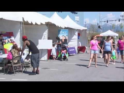 ACC at the Mountain View street fair