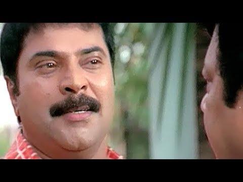 മമ്മൂക്കയുടെ ഒരു കിടിലന് സീന് : Chronic Bachelor | Mammootty , Lalu Alex