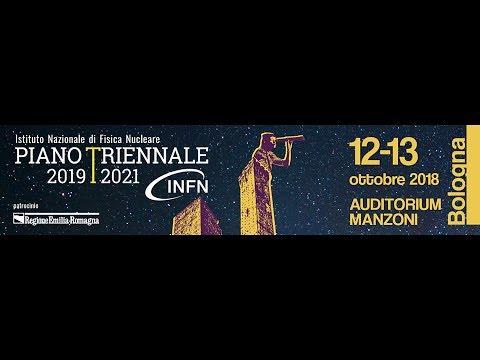 INFN Piano Triennale 2018 01