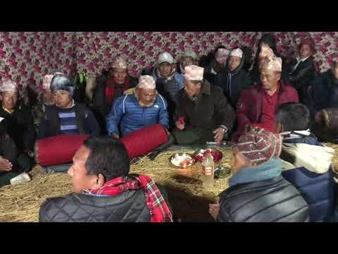Gurung Krishna Charitra- Part 2(Lamagaun,Simpani,Lamjung)