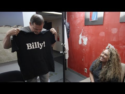 Casey Neistat LoveBilly NYC T-Shirt in Brighter Image Lab Smile Makeover Vlog 15