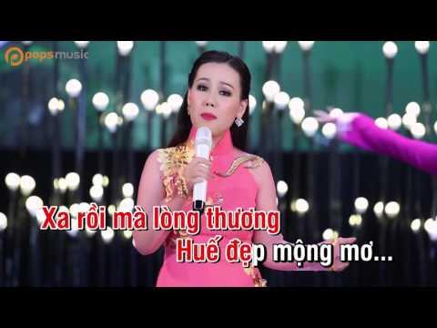Quê Hương Ba Miền Karaoke - Lưu Ánh Loan