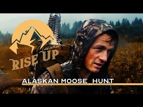 Among the Coastline: Alaskan Moose Hunt | S1E04 | Rise Up with Caleb Stillians