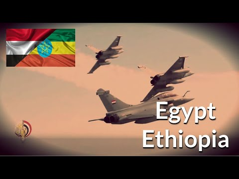 Will Egypt strike Ethiopia ? (about geopolitics)