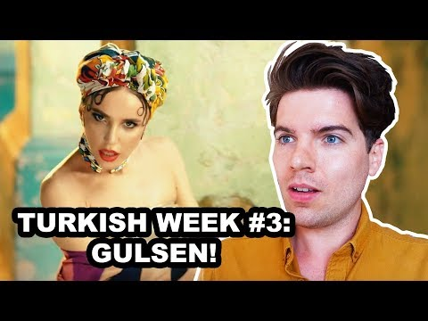REACTION: GULSEN - BANGIR BANGIR TURKISH WEEK #3