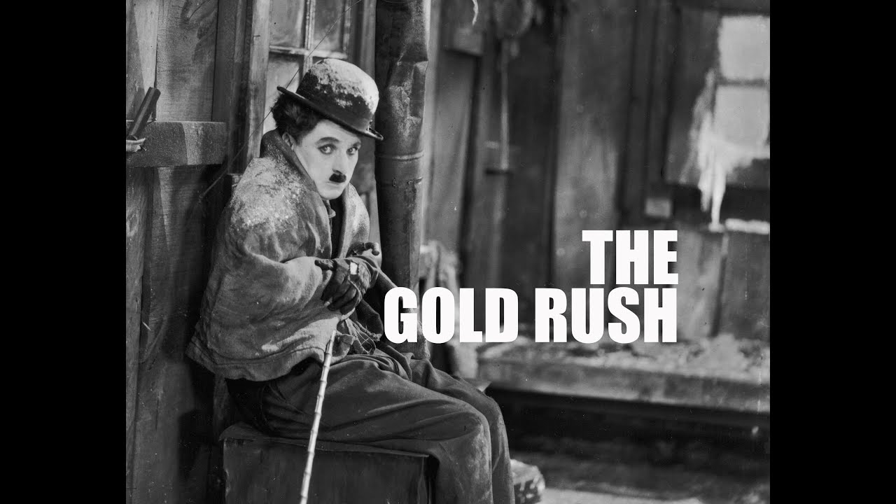 Image result for gold rush charlie chaplin