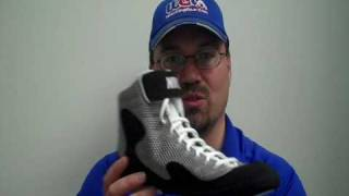 NIke Wrestling Shoes 2009-2010