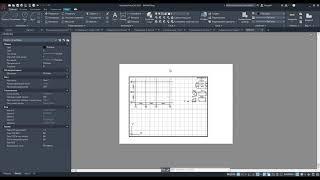 Листы и пакетная печать в AutoCAD
