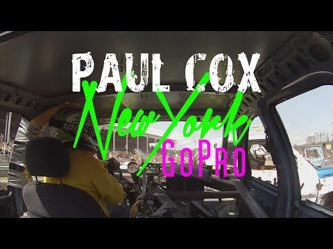 Paul Cox GoPro in NEW YORK!!