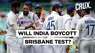 <b>India Vs Australia</b>| Why Is Indian Team Unwilling To Play The Fourth ...