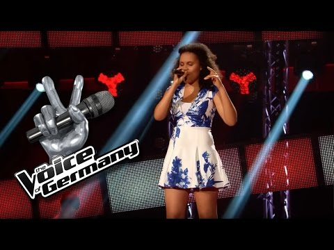 Magic - Coldplay | Yasmin Sidibe Cover | The Voice of Germany 2016 | Blind Audition