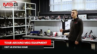О компании MSG equipment