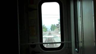 Metrolink 661 - Northbound cab ride: Anaheim to Fullerton, CA