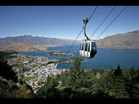 Queenstown, New Zealand - Kiwi Experience Legendary New Zealand Bus Adventures [Official Video]