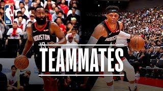 Westbrook, Harden SHOW OUT In 1st Game | NBA Japan Games