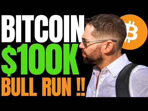 BLOOMBERG FORECAST: Bitcoin Set for Massive Bull Run!! $100K+ BTC Price On the Horizon!!