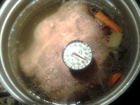 How To Prepare A Fresh Ham From A Smoked Pork Picnic Shoulder
