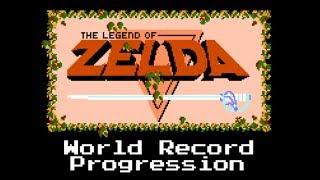 World Record Progression: The Legend Of Zelda (NES) - Episode 13