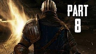 Dark Souls 2 Gameplay Walkthrough Part 8 - Ruin Sentinel Bosses (DS2)