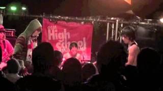 『自称源頼朝』MUSIC CAMP 西日本大会 2011.11.27 at 神戸 MERSEY BEAT.