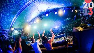 Alvaro vs Alex Hide (DVLM remix) - Make the Crowd Get Away (JayDes mashup)