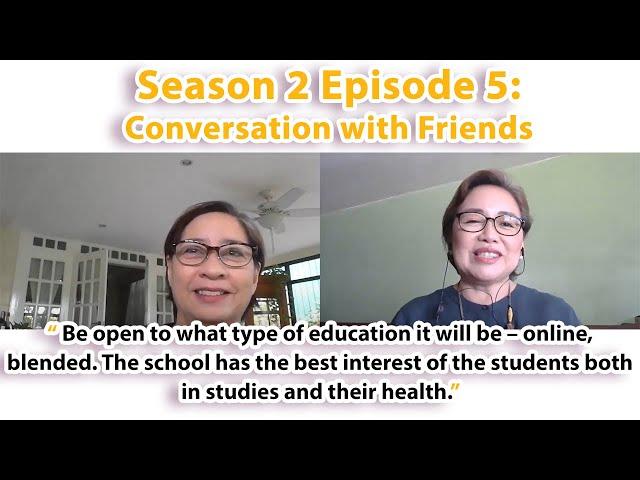 Season 2 Ep 5 Conversation with Dr  Carol Enriquez