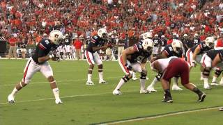 Washington State at Auburn FB highlights