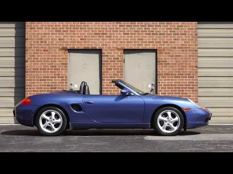 PCA Spotlight: Test-driving a 1999 Porsche Boxster (986)