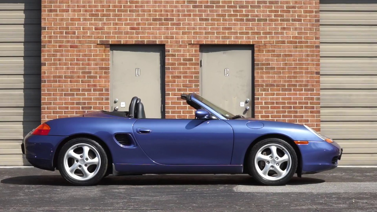 pca spotlight test driving a 1999 porsche boxster 986 youtube. Black Bedroom Furniture Sets. Home Design Ideas