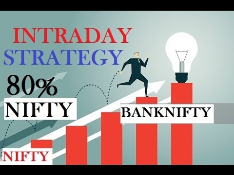 Intraday stock trading strategies india