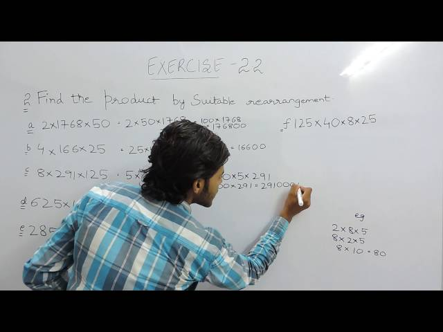 Exercise 2.2 (Whole Numbers) Question 2 NCERT/CBSE Solutions for Class 6th Maths