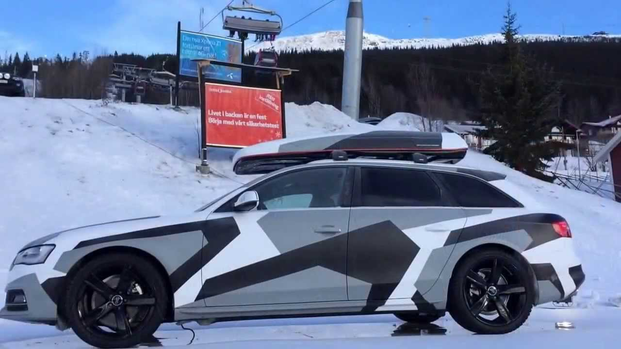 Audi A4 Avant Jon Olsson Edition Closeups Youtube