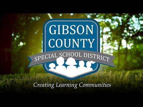 Gibson County Special School District / Homepage