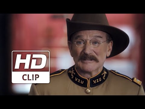 Night at the Museum: Secret of the Tomb   'Go Fetch'   Official HD Clip 2014