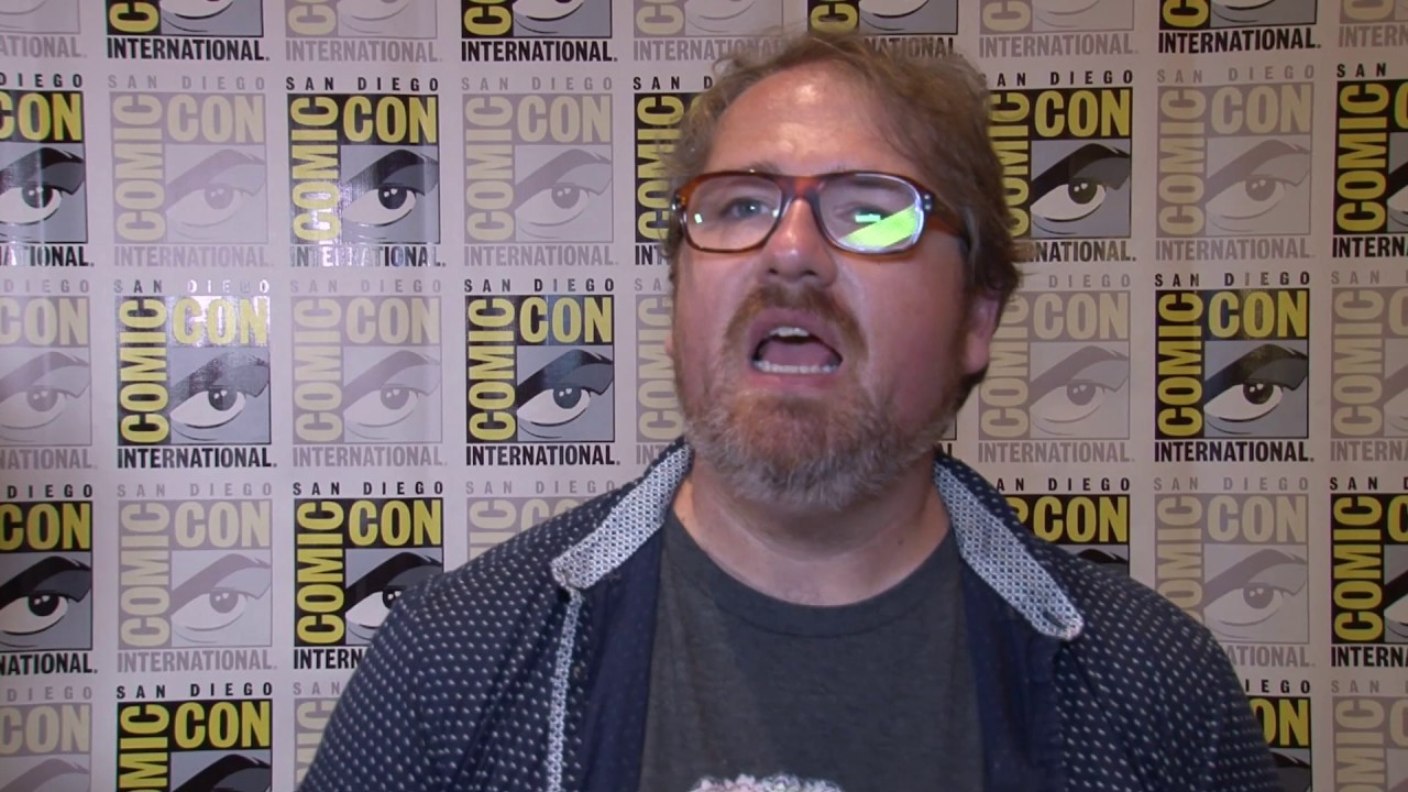 Supernatural: Andrew Dabb Exclusive Comic Con Interview (2017 ...