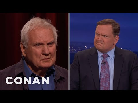 Andy Richter's Estranged Mother   CONAN on TBS
