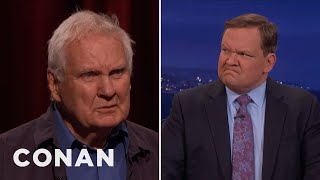Andy Richter's Estranged Mother  - CONAN on TBS