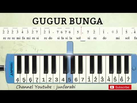 Not Angka Gugur Bunga Ismail Marzuki Download