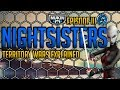 CURE THE NIGHTSISTER PLAGUE | TERRITORY WARS EXPLAINED - EP III
