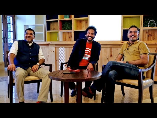 Chrome Talkies Episode 6 - Vynsley Fernandes, CEO | IMCL & Raman Kalra, Partner | PWC India