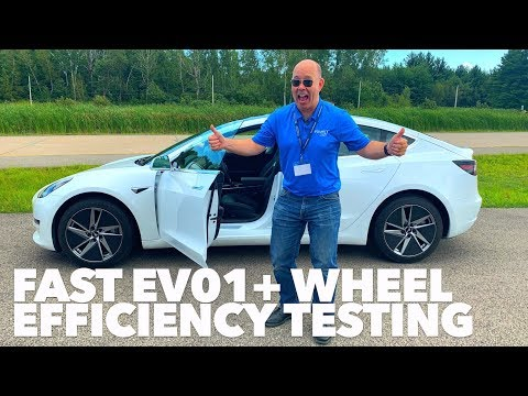 More On Tesla Model 3 EV01 Highly Efficient Wheels